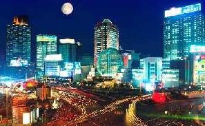 Xuhui in Shanghai
