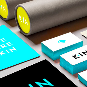 KIN Marketing Material