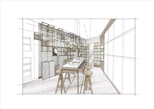 Linda Farrow Concept 3
