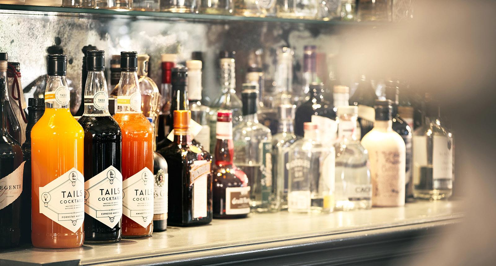 Tails Cocktails Drinks