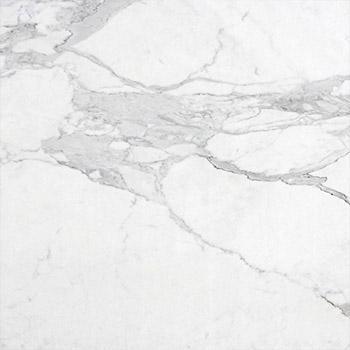 Tile detail - calacatta marble