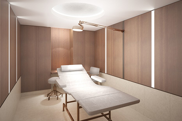 The Wellness Clinic in Harrods