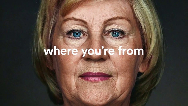 Where You're From - Airbnb ad
