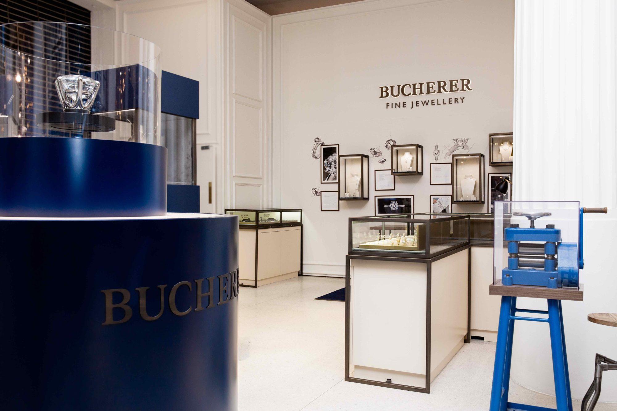 Bucherer Interior Design