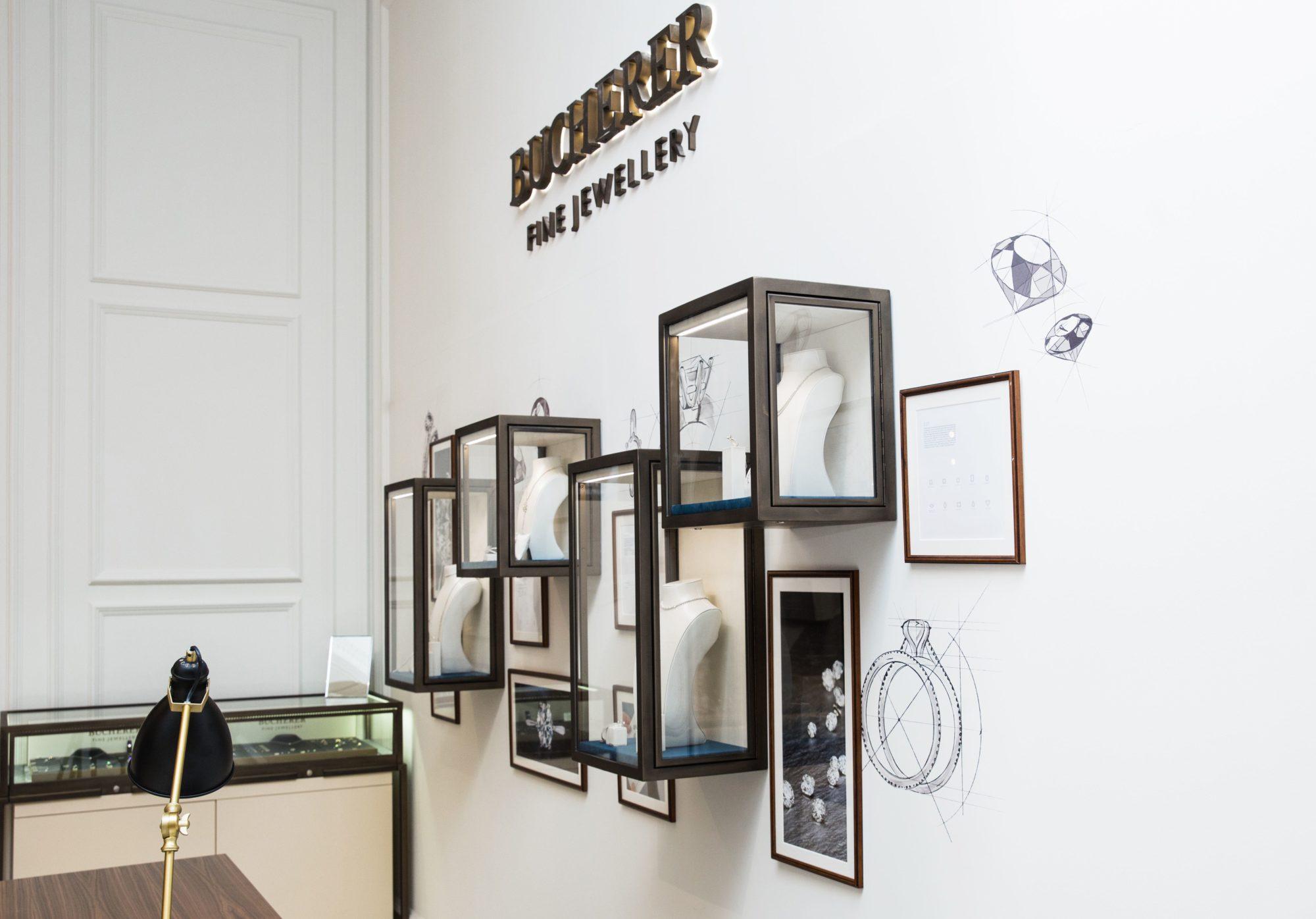 Bucherer Interior Retail Design