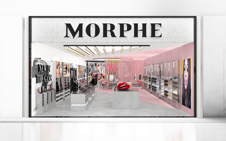 Morphe Interior Shop Design Concept #2