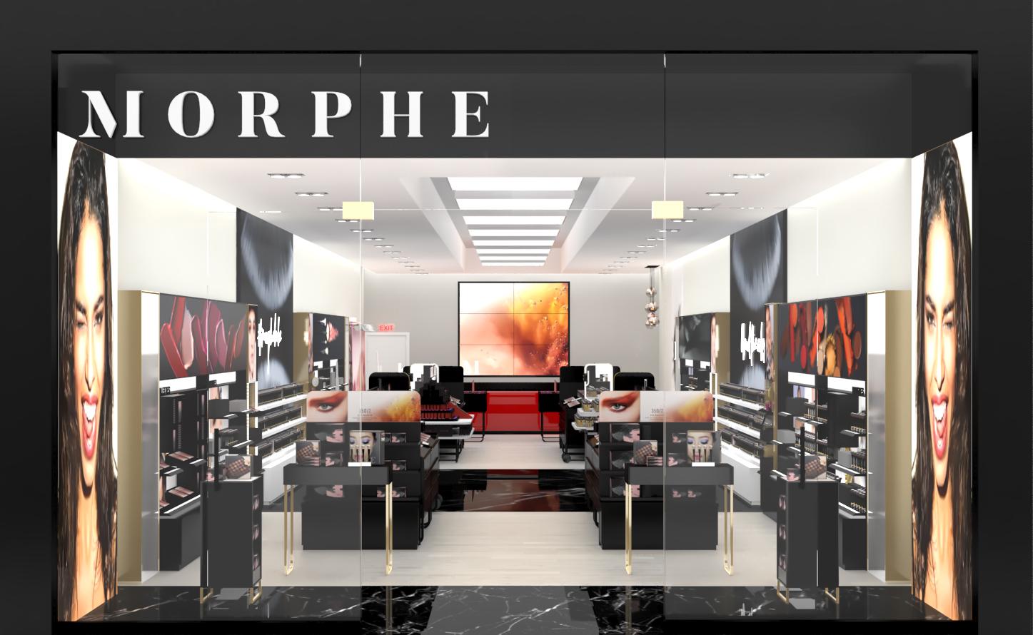 Morphe Interior Shop Design Final Concept