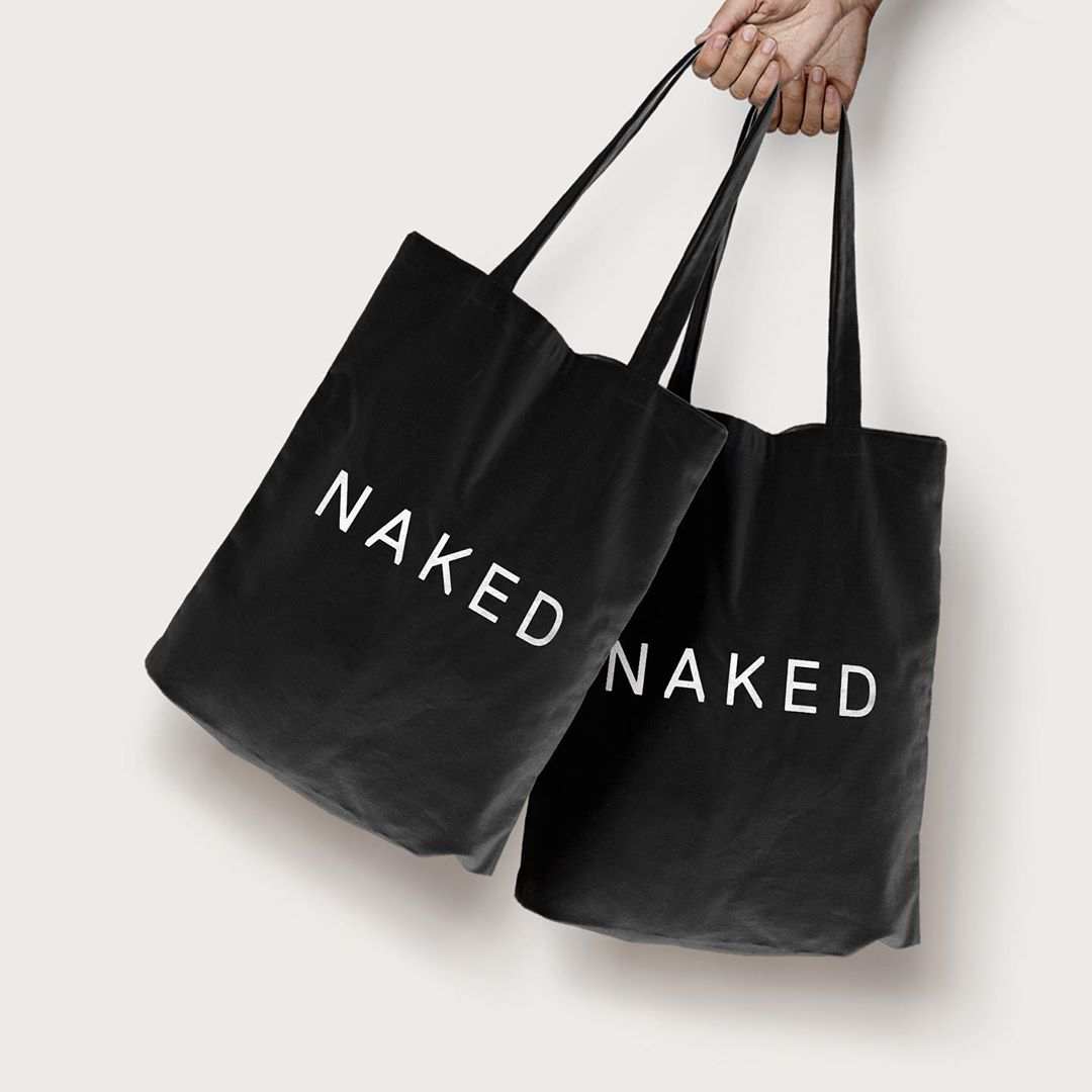 naked retail care packages, beauty in covid-19